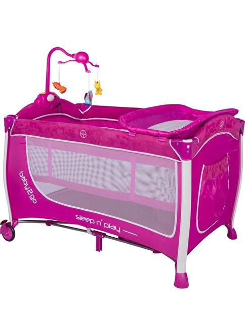 Baby2go Baby2Go 6104 Oyun Parkı  Pembe
